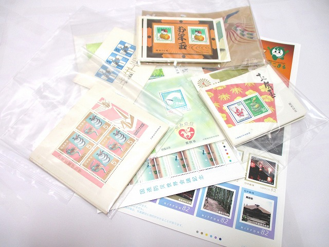 バラ シート 切手
