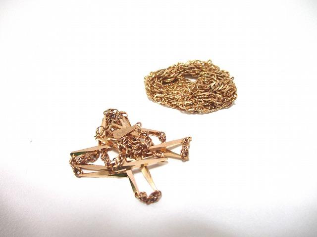貴金属 K18(18金) ネックレス
