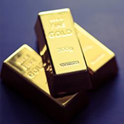 金塊のイメージ